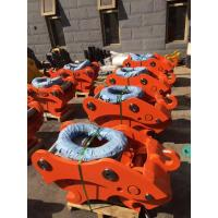 China Applicable All Kinds Of Weight Excavator And Best Price Quick Coupler / Hitch on sale