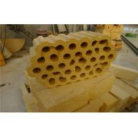 Buy cheap High Temperature High Alumina Refractory Brick Fireproof For Furnace / Pizza from Wholesalers