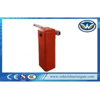 Wholesale Red Intelligent Automatic Road Boom Barrier Gate With Limit Switch from china suppliers