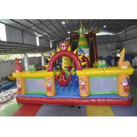 Wholesale Durable Inflatable Bouncy Jumping Castle / Bouncy Castle Combo Park from china suppliers