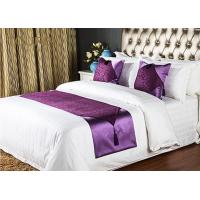 Wholesale 5 Star Hotel Style Bed Runners High Grade Noble And Graceful from china suppliers
