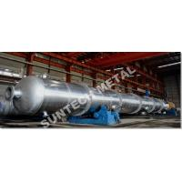 Quality Nickel Alloy B-3 Phosgen Removal Distillation Tower 18 tons Weight for sale