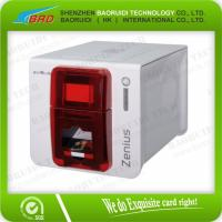 Wholesale Evolis Zenius automatic pvc card machines plastic card printer from china suppliers
