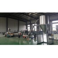 High Efficiency Bottle Plastic Extrusion Lines 380V 1 Year Warranty