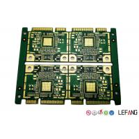 Wholesale 8 Layers1.6mm Heavy Copper PCB Fabrication 3 OZ ENIG Surface Treatment from china suppliers