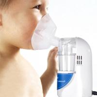 China Handheld Ultrasonic Nebulizer Portable Personal Cool Mist Inhaler Oil Humidifier on sale