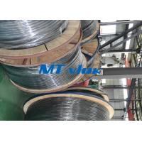 Wholesale 1 / 2 Inch Sch10s Stainless Steel Coiled Tubing Bright Annealed / Pickled Surface from china suppliers