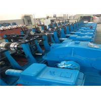 Wholesale PLC Control Sheet Roll Forming Machine , 18.5kw Sheet Metal Forming EquipmentCE from china suppliers