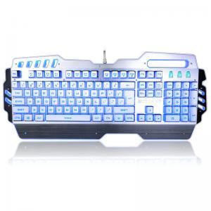 Wholesale Anti Ghosting Custom Design Keyboard For Full Key Metal Mechanical Keyboard from china suppliers