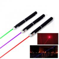 Wholesale OEM Lightweight Green Laser Pointers Presenter Remote Lazer 155*14mm Size from china suppliers