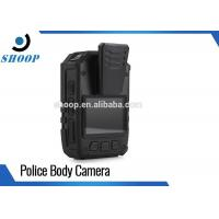 Quality 21MP 1080P Police Wearing Body Cameras For Law Enforcement GPS for sale