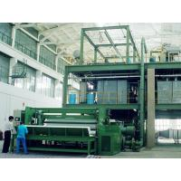 Wholesale Full Automatic 1.8m 2.6m PP Non Woven Fabric Making Machine with Steel Platform from china suppliers