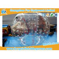Red Inflatable Bubble Soccer with High Tensile Strength Standard Size for adults and kids