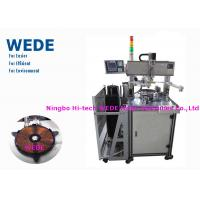 Buy cheap Durable Copper Coil Making Machine With Load And Unload Robots For Multi from wholesalers