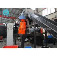 Wholesale Scrap Radiator Recycling Machine / Aluminum Recycling Plant Large Power Compressed from china suppliers