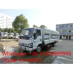 China ISUZU street sweeper washer vehicle for sale, ISUZU road cleaning truck for sale, ISUZU road sweeper truck for sale
