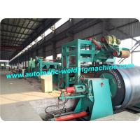 Buy cheap Automatic Steel Coil Cold Rolling Mill Machinery , 2 - 8mm cut to length line from wholesalers