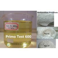 Wholesale Primo Test 600 mg/ml Yellow Steroids Oils With Three Mixed For Bodybuilding / Muscle Gaining from china suppliers