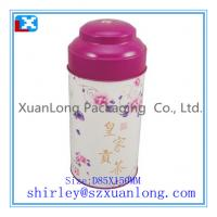 Wholesale air tight tin box for tea packaging from china suppliers