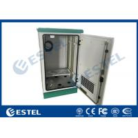 Wholesale Fan Type Outdoor Telecom Cabinet Waterproof Anti - Corrosion With Galvanized Steel Material from china suppliers