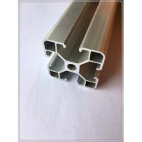 Wholesale Customized Industrial Structural Aluminum Profiles With Silvery Andized Surface from china suppliers