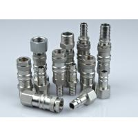 Wholesale Reusable Pneumatic Air Connectors , 1.6 Mpa High Pressure Quick Connect Coupling from china suppliers