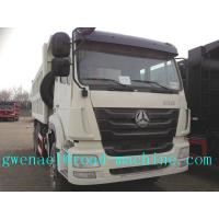 Wholesale HOHAN 25t-40t 6x4  Dump Truck Mercedes Benz Cabin 10 Wheel 336hp/371hp With High Quality from china suppliers