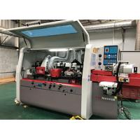 Wholesale High Speed 4 Head Planer Moulder 60 Metres Per Minute For Laminated Finger - Joint Board from china suppliers