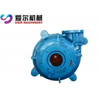 Wholesale 6/4E AH Slurry Pump Heavy Duty For Mining Interchangable With  Slurry Pump from china suppliers