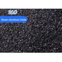 Wholesale 95 Brown Aluminium Oxide Blasting Media Sandblasting Beautification Processing from china suppliers