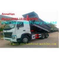 Wholesale HOWO 6x4 Benz Cabin International Dump Truck Best Heavy Duty Truck from china suppliers