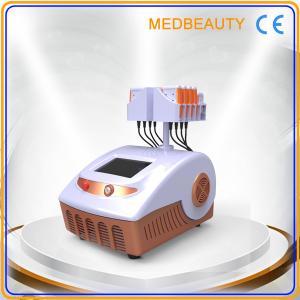 Quality Double Wavelength 650nm 980nm Lipo Laser Slimming Machine Lumislim Japan for sale