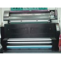 Wholesale Automatic 3.2M Dye Sublimation Fabric Printer / Digital Fabric Printing Machines from china suppliers