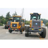 Wholesale Construction Machinery Motor Graders GR2153 215hp Rated Power 160kw / 2200rpm from china suppliers