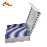 Wholesale Creative handmade gift packaging boxes customized beautiful packaging boxes with window from china suppliers
