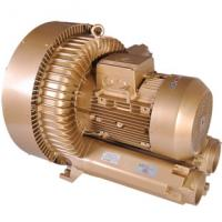 Wholesale Golden Color 11kW Double Stage Air Regenerative Blower for Cental Vacuum System from china suppliers