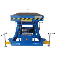 Wholesale 5000Kg Loading Roller Custom Vertical Lift Table For Work Shop Theatre from china suppliers