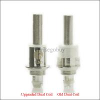 Buy cheap Dual Coils Kanger E-Cig Stainless Steel Portable With Huge Vapor from wholesalers