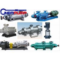 Wholesale DG 85-67 Multistage High Pressure Pumps single-suction / boiler water feed pump from china suppliers