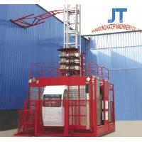 Wholesale China offer Double cages construction hoist SC200/200 from china suppliers