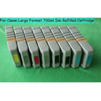 China 700ml Empty Canon Printer Ink Cartridges for Canon IPF8000s 9000s on sale