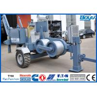 Wholesale 330KV Power Line Stringing Equipment Puller 100kN 10T with American Eton hoisting motor from china suppliers