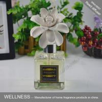 Wholesale Exquisite Air Freshener Diffuser / Ceramic Flower Fragrance Diffuser ITS Approved from china suppliers