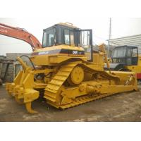 Quality CATERPILLAR D6R Used Bulldozer with ripper for sale