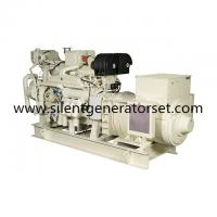 Buy cheap 6bt5.9-gm83 Cummins Marine Diesel Generator Set Dc24v Electrical Starting from wholesalers