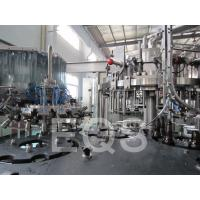 330ml - 2000ml Glass Bottle Brew Beer Filling Machine 1000BPH Including Vacuum Pump