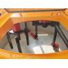 Wear Resistant Precast Concrete Mixer Fast Discharging Speed for sale