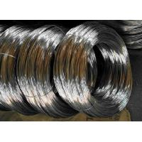 Wholesale BWG 22 Gauge Galvanized Iron Wire 30 - 40kg/Mm2 Tensile Silver Color from china suppliers