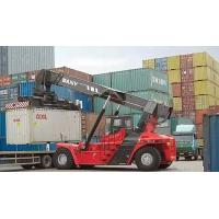 Wholesale 265kW Engine Port Machinery Sany Kalmer Heli SRSC45C31 45 Ton Reach Stacker For Container from china suppliers