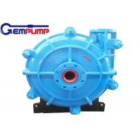 Wholesale 4x3E High Head Centrifugal Pump Mineral Processing Hydrocyclone Horizontal Slurry Pump ISO9001 from china suppliers